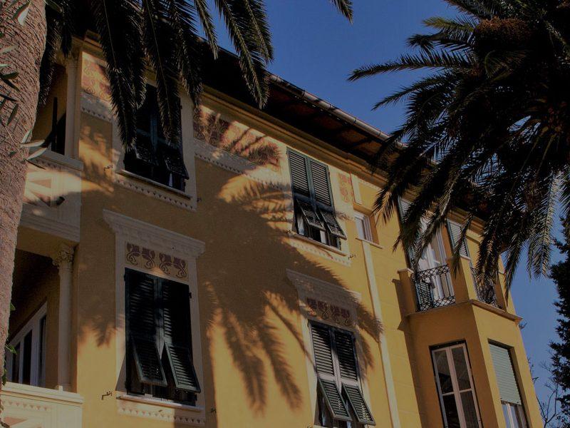 Villa Margherita, l'hotel Liberty alle porte delle 5 Terre