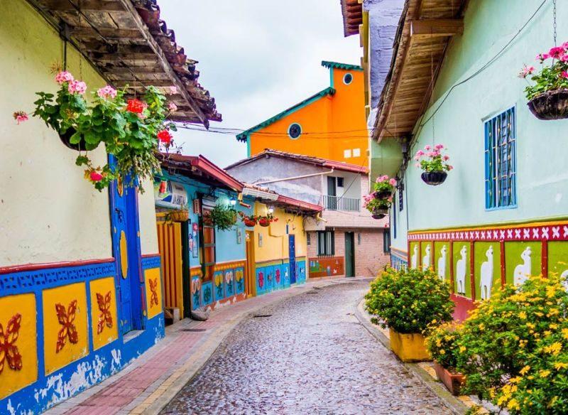 Turismo in Colombia, la capitale e altre attrazioni