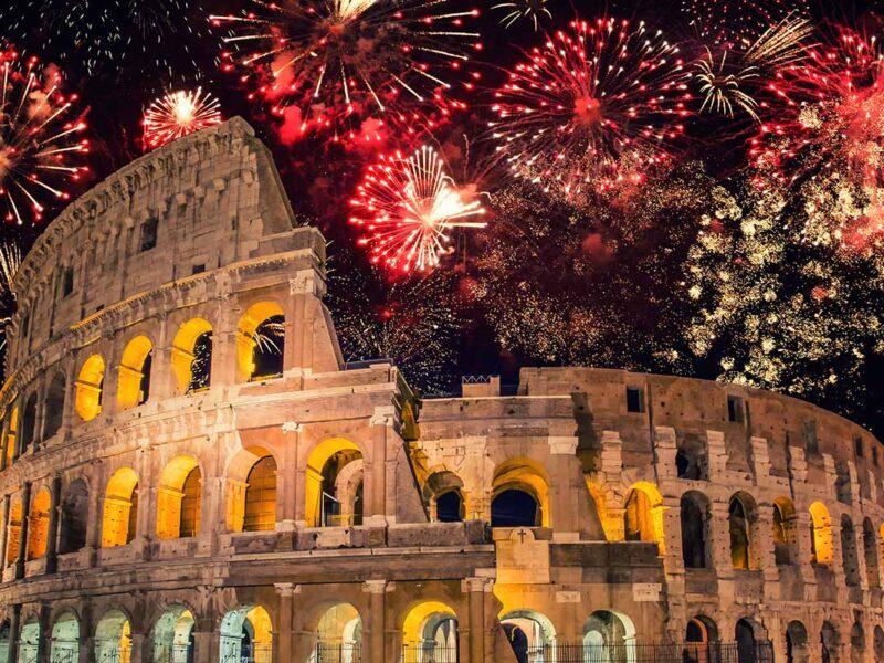 Top 5 città italiane originali per festeggiare capodanno